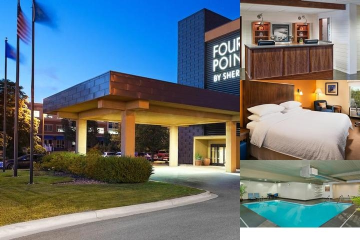 Four Points by Sheraton photo collage