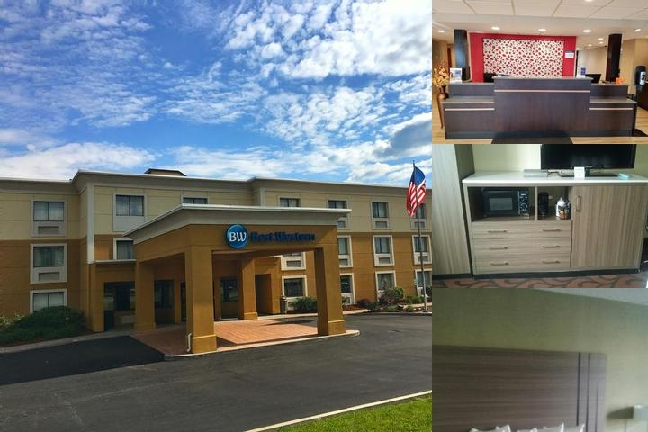 Best Western Rochester Marketplace Inn photo collage