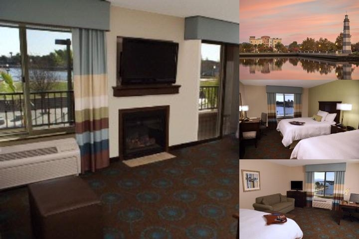 Hampton Inn & Suites Suisun City Waterfront photo collage