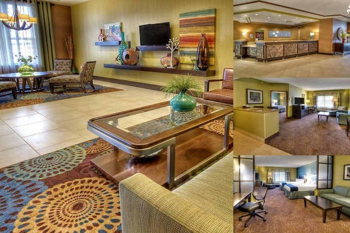 Holiday Inn Express Pittsburgh Sw Southpointe photo collage