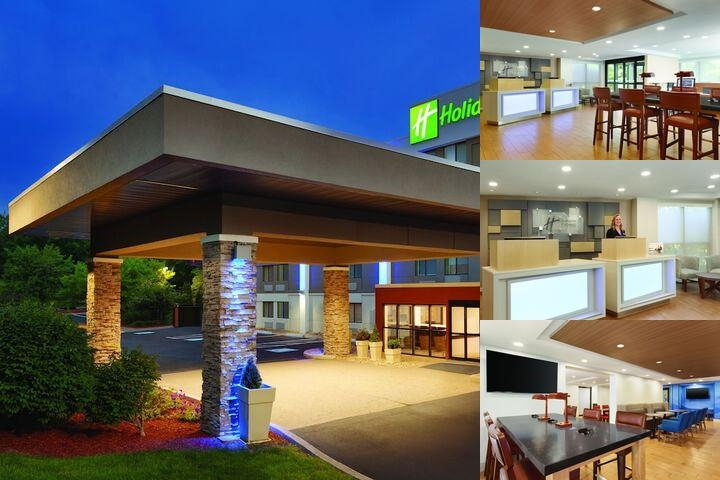 Holiday Inn Express Hartford South Rocky Hill photo collage