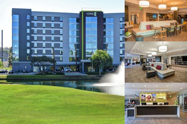 Home2 Suites by Hilton Los Angeles Montebello photo collage