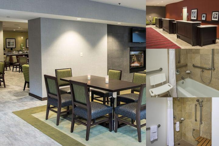 Hampton Inn Chicago Downtown/Magnificent Mile photo collage