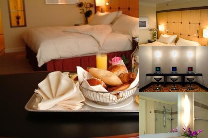 Sofitel photo collage