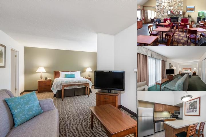 Hawthorn Suites Fishkill photo collage