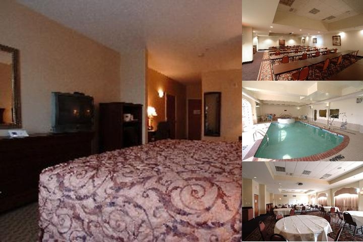 Holiday Inn Express La Plata photo collage