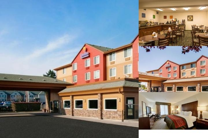 Comfort Inn & Suites I 205 photo collage