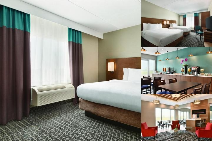 Parkinn by Radisson Brampton photo collage