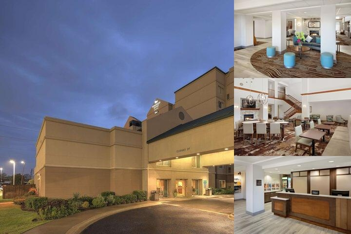 Homewood Suites by Hilton Dallas Market photo collage