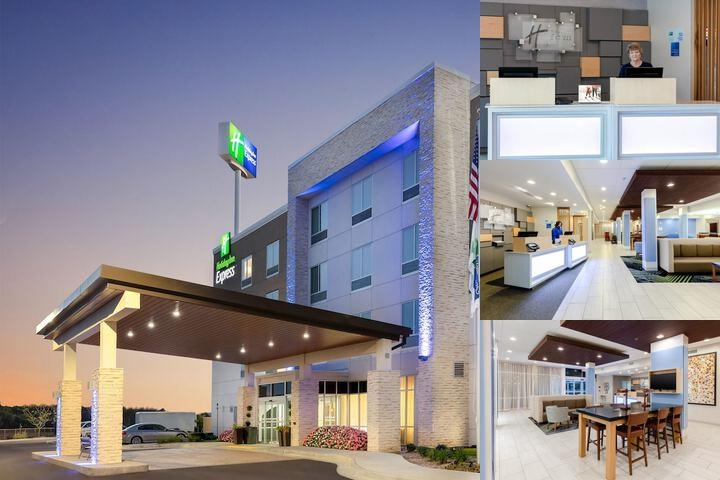 Holiday Inn Express Calhoun photo collage