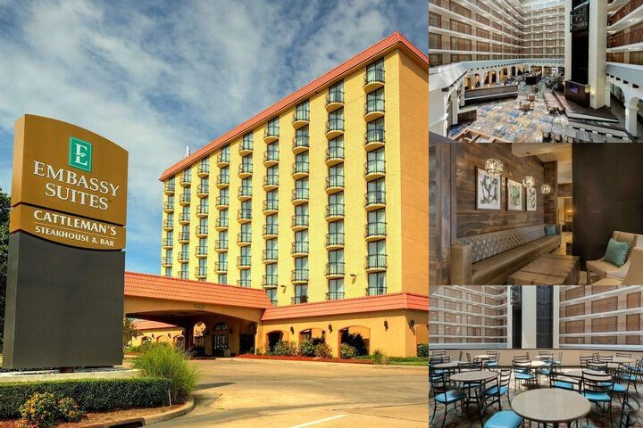 Embassy Suites Tulsa photo collage