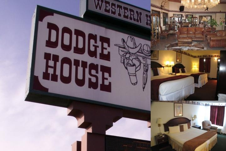 Dodge House Hotel & Convention Center photo collage