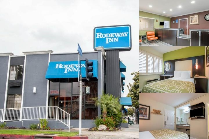 SureStay Hotel by Best Western Beverly Hills West La photo collage