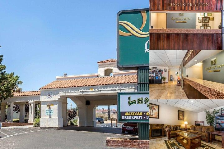 Quality Inn Barstow photo collage