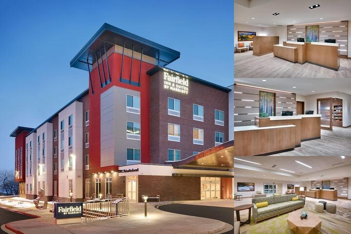 Fairfield Inn & Suites Denver West Federal Center photo collage
