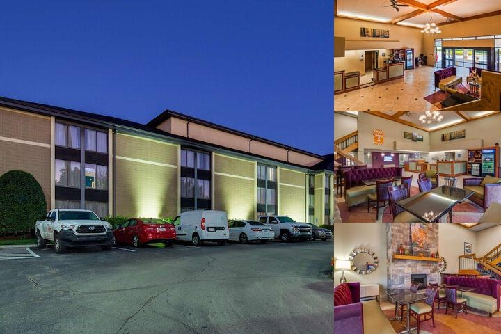 Best Western Plus Cedar Bluff Inn photo collage