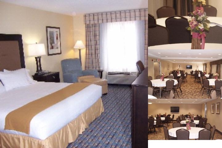 Holiday Inn Express Alpharetta photo collage