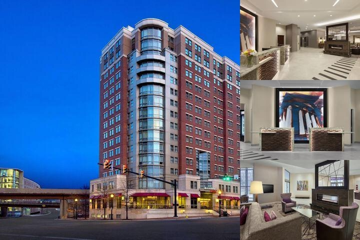 Residence Inn Alexandria Old Town South at Carlyle photo collage
