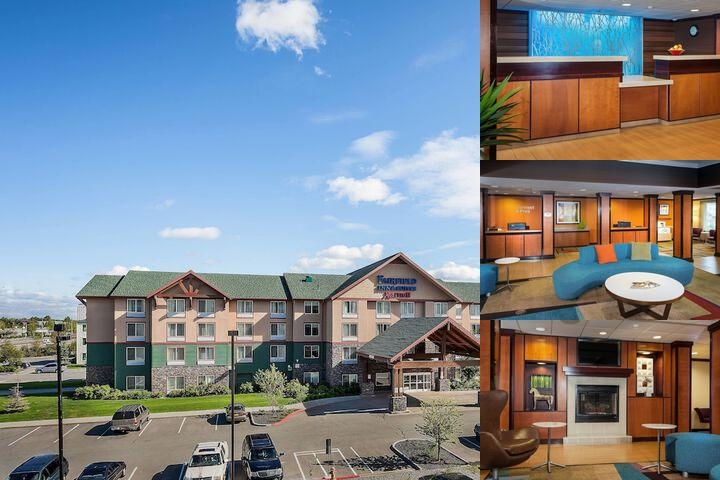 Fairfield Inn & Suites by Marriott Anchorage photo collage