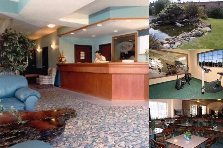 Ashley Inn & Suites photo collage