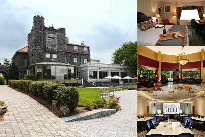 Tarrytown House Estate on the Hudson photo collage
