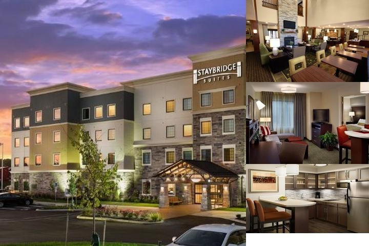 Staybridge Suites St. George photo collage