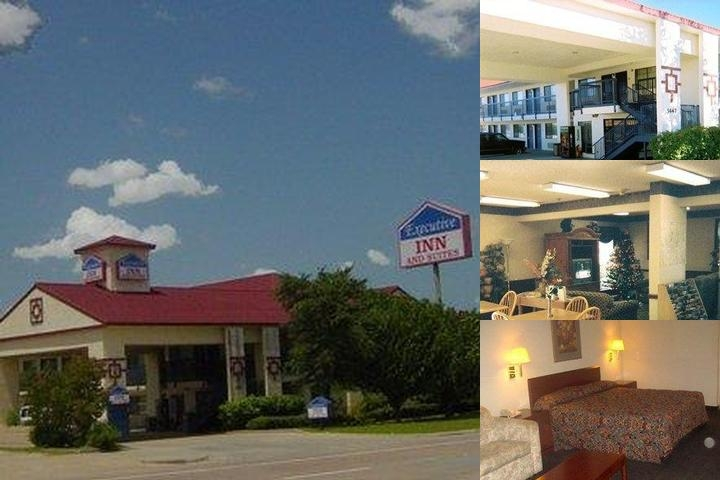 Executive Inn & Suites Mesquite photo collage