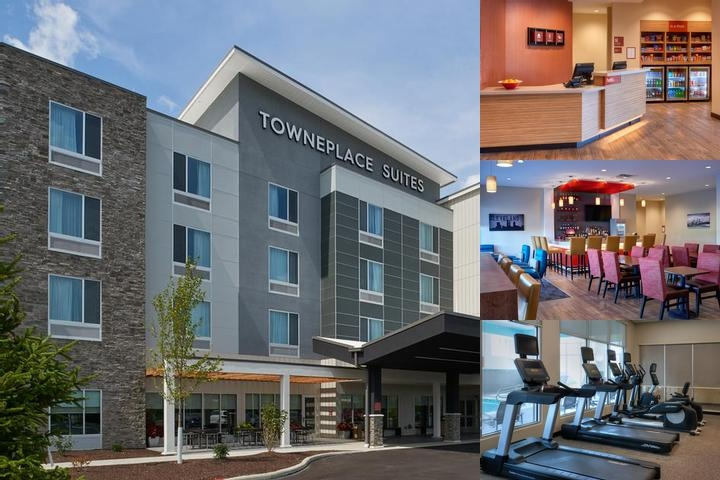 Towneplace Suites by Marriott Cleveland Solon photo collage