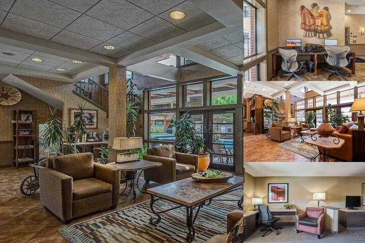 Best Western Plus Canyonlands Inn photo collage