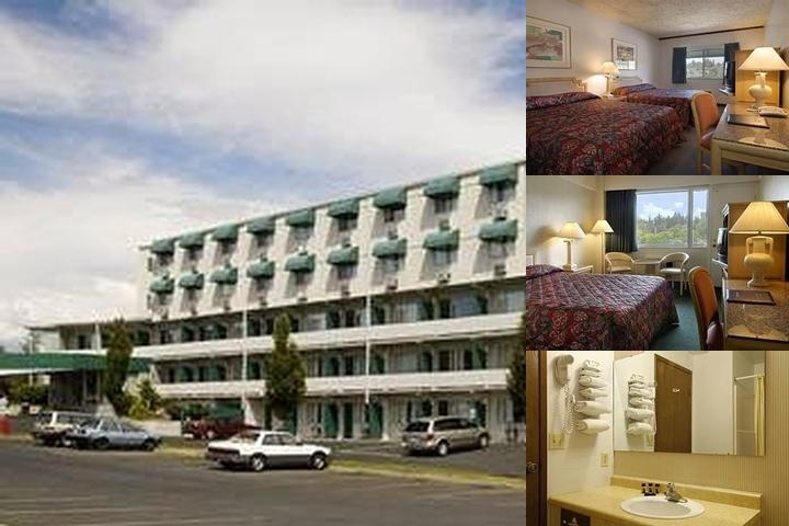 Quality Inn & Suites Spokane Airport photo collage