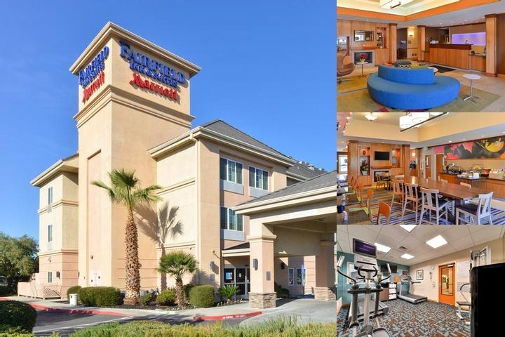 Fairfield Inn & Suites by Marriott Sacramento / Elk Grove photo collage