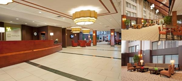 Holiday Inn Itasca photo collage