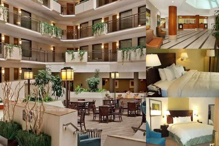 Embassy Suites Overland Park photo collage