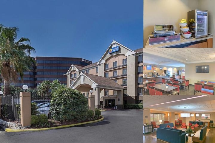 Comfort Inn Southwest Freeway at Westpark photo collage