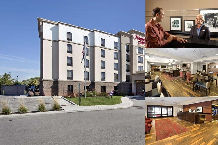 Hampton Inn Butler photo collage