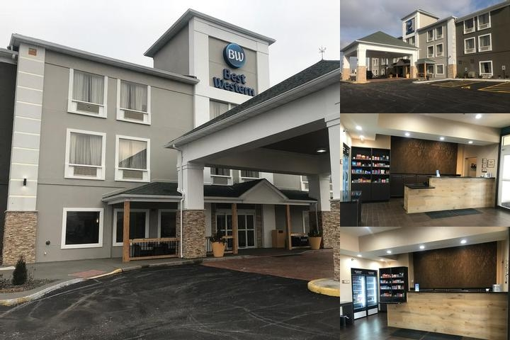 Eod Fall 2018 O'fallon Hotel by Best Western photo collage