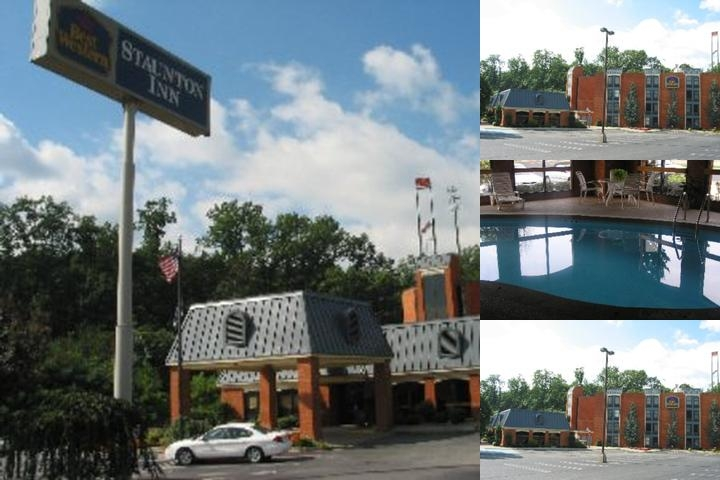 Best Western Staunton Inn photo collage