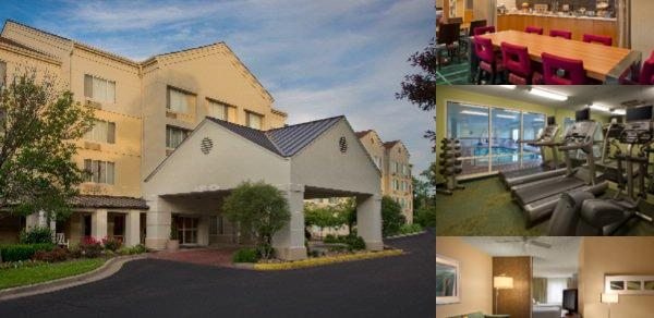 Springhill Suites Cincinnati Northeast photo collage