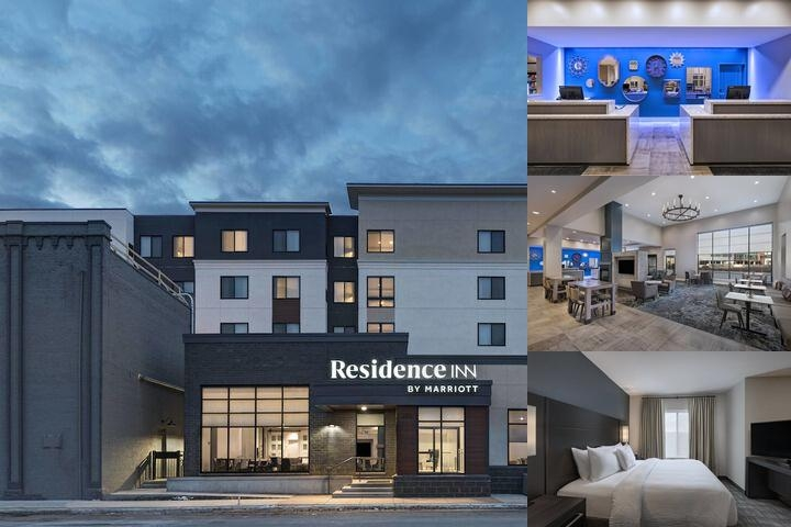 Residence Inn St. Paul Downtown photo collage