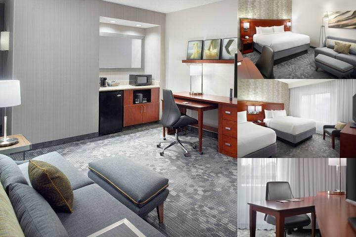 Courtyard by Marriott Greenville Haywood Mall photo collage