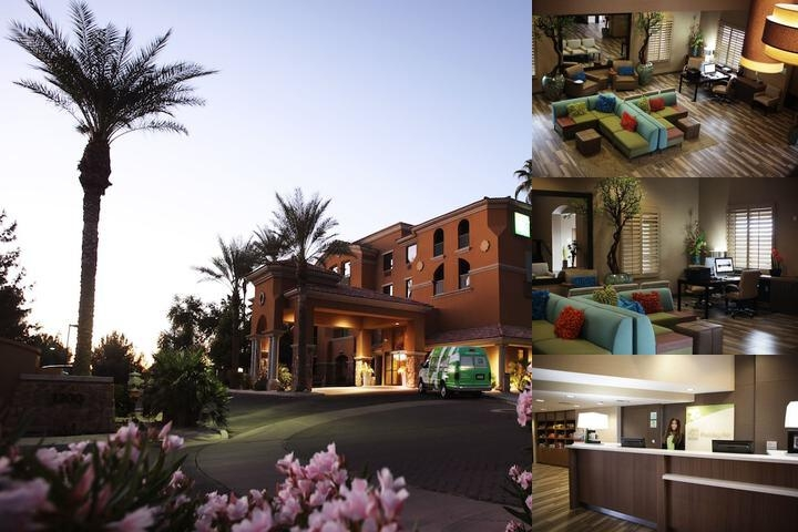 Holiday Inn Phoenix Chandler photo collage