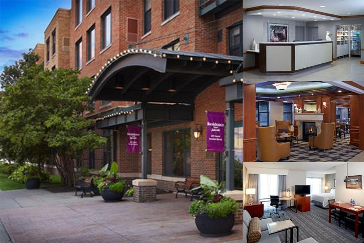 Residence Inn Minneapolis Downtown at the Depot photo collage