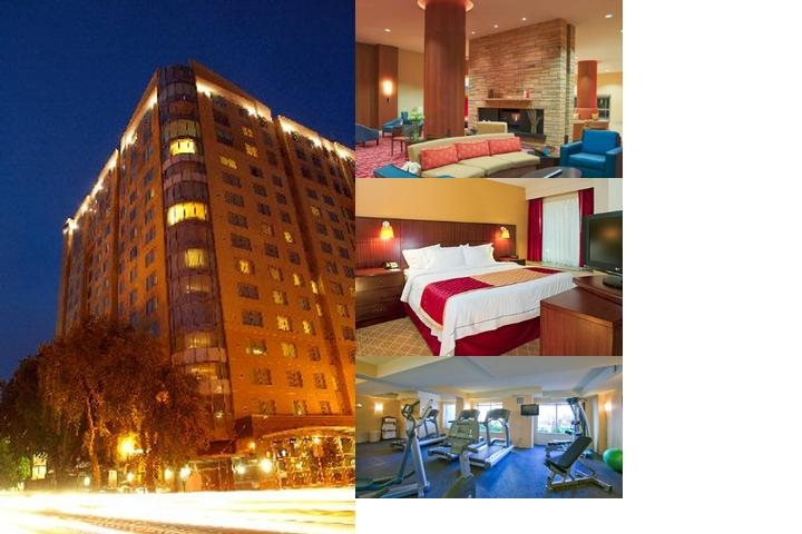 Residence Inn Sacramento Downtown at Capitol Park photo collage