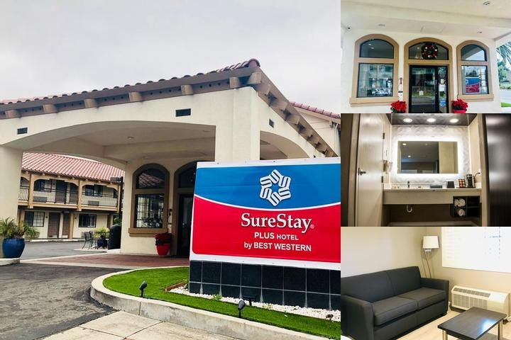 SureStay Plus by Best Western Santa Clara Silicon Valley photo collage