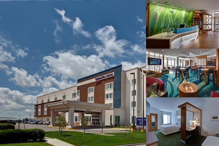 Springhill Suites Wichita Airport photo collage