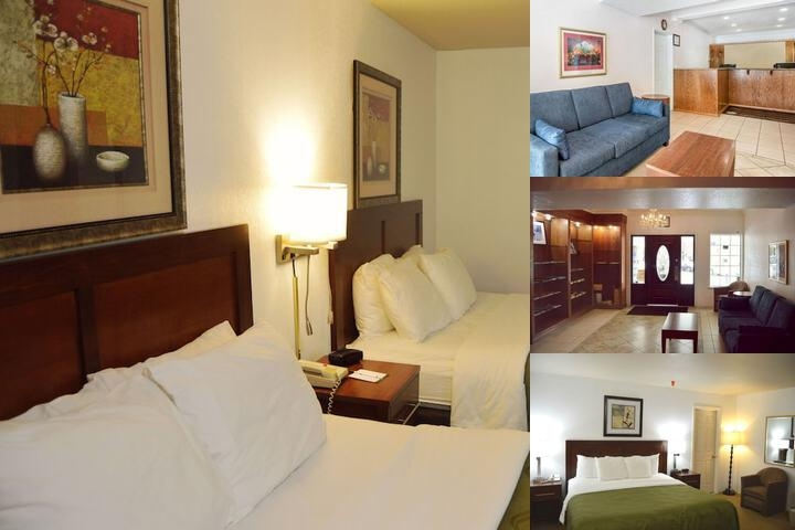 Comfort Inn Yosemite Valley Gateway photo collage