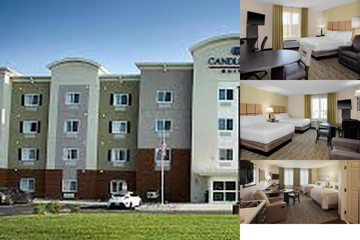 Candlewood Suites Lancaster West photo collage