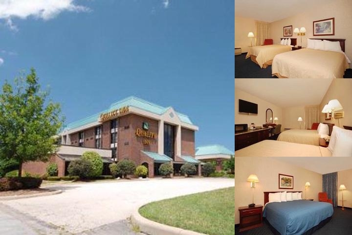 Quality Inn Schaumburg photo collage