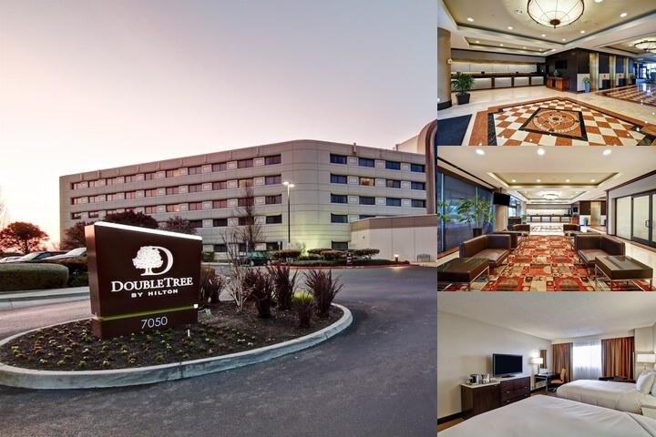 Hilton Pleasanton at the Club photo collage