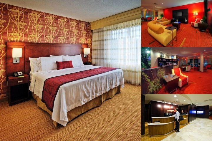 Courtyard Marriott Johnson City photo collage